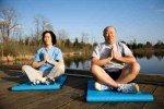 Yoga By Seniors